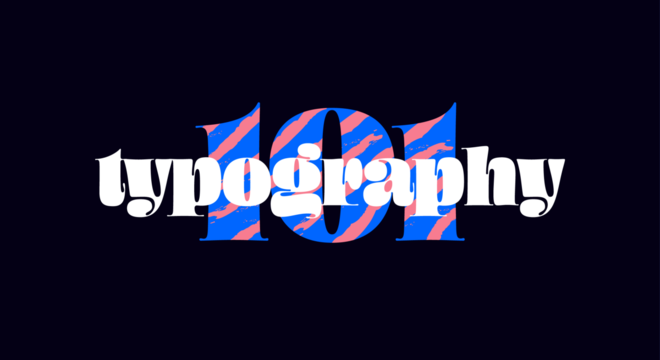 The beginner's guide to the world of typography
